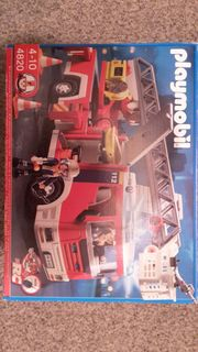 Playmobil Feuerwehrauto 4820