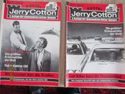 Jerry Cotton Romanhefte