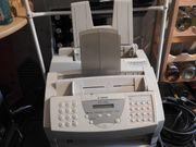 Canon Fax L250