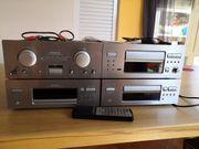 KENWOOD HD-600 Stereo Anlage