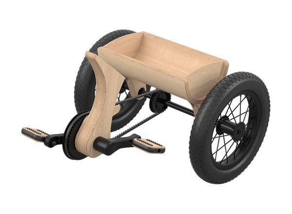 Zubehör Dreirad zu 3in1 Evolution