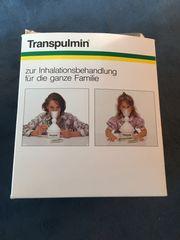 Transpulmin Inhalator ovp