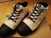 NEU Woll-Sneaker Black Nose offwhite