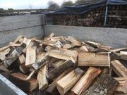 Brennholz- Ofenfertig ab 62EUR