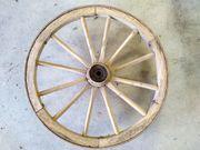 Wagenrad Durchmesser ca 80cm
