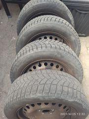 4x Firestone Winter 205 55