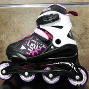 Rollerblade Inlineskater Thunder Schwarz Lila