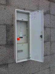 Zählerschrank Wandschrank ABB Type 1