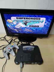 Nintendo 64 N64 Retro Konsole