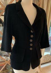 Chanel Vintage Blazer boucle Gr