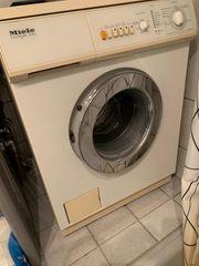Miele Waschmaschine Novotronic W 832