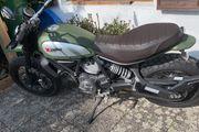 verkaufe Ducati Scrambler Urban Enduro