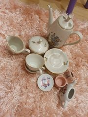 Porcelan set