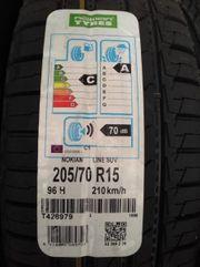 Neue Nokian Line SUV Reifen