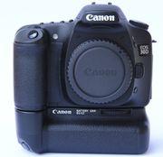 Canon EOS 30D mit original
