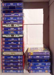27 TKKG Hörspielkassetten