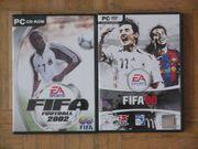 PC-Spiel FIFA 2002 und FIFA08