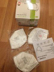 FFP2 Masken normkonform CE zertifiziert