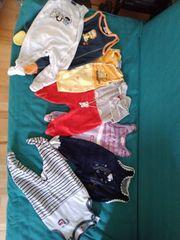 Kleiderpaket 62 68 Strampler Set