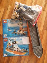 Lego City 7739 Rettungsschiff und