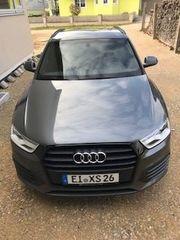 Audi Q3 TFSI S-line EZ