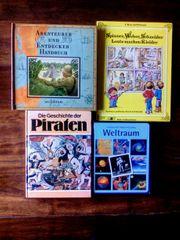 Bücher Kinderbücher Sachbücher 8 Stück