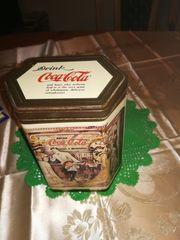 Coca Cola Jugendstil Dose