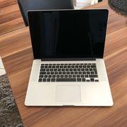 MacBook Pro Retina 15 Zoll -