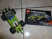Lego Technic 42027 Wüsten Buggy