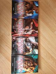Buchreihe Dragonlove