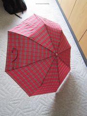 Cabrio MEGALIGHT Regenschirm rot