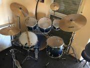 Schlagzeug pdp x 7 mit