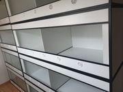 Weißes Kunststoff Terrarium 150x60x60 für