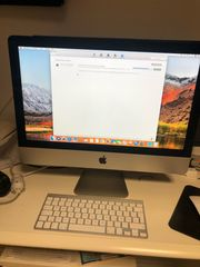 iMac 21 Zoll i5 Prozessor