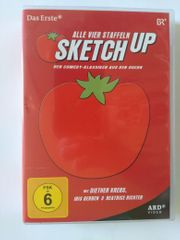 SKETCHUP DVDs Diether Krebs Iris