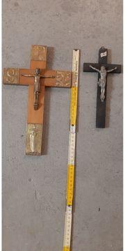 Holzkreuze alt