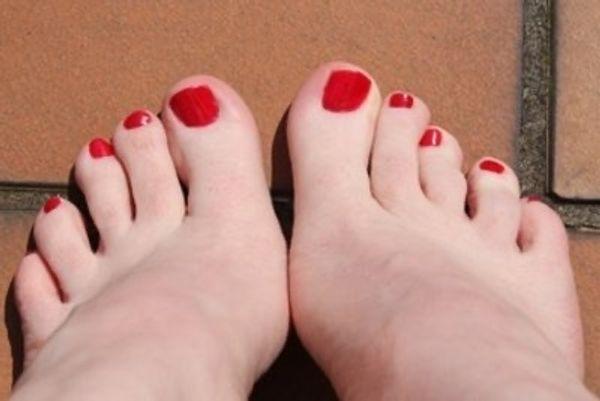 Fuß erotik bilder