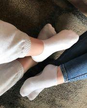 Socken von 2 Mädels