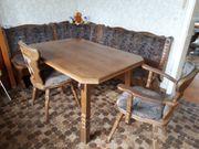 Eckbank Tisch 4 Stühle