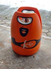 Gasflasche Spanien Portugal 5kg