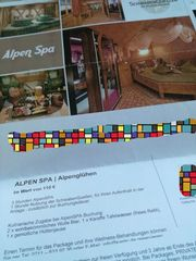 SchwabenQuellen-Geschenkgutschein 3 Stunden spezial Alpen