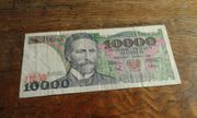 10000 zlotych 1988
