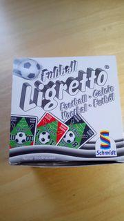 Ligretto Fußball-Kartenspiel