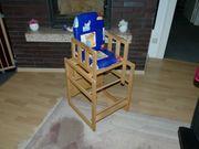 Baby- Kinderhochstuhl mit Tisch Universal
