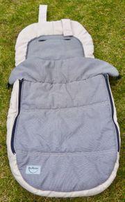 Teutonia Fußsack für Kinderwagen
