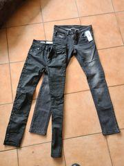 Jeans xxs 32 schwarz