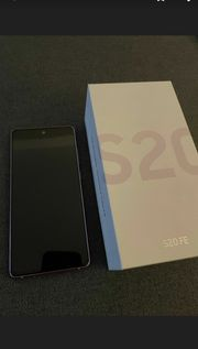 Samsung S20 Fan Edition neu