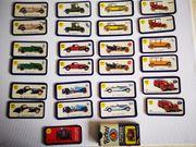 Birkel Memory Karten Oldtimers 60er