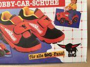 Big Bobby Car Schuhe neu