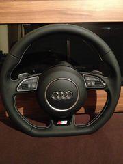 Audi S7 Exclusive Lenkrad
